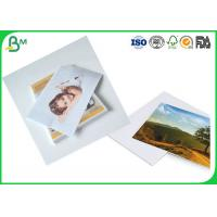 Quality Eco - Friendly 260gsm High Glossy Photo Cardboard Paper Roll for Digital Professional Printing for sale