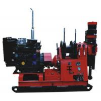 Quality 300m Hydrolic Chuck Spindle Mining Geological Core Drilling Machine for sale