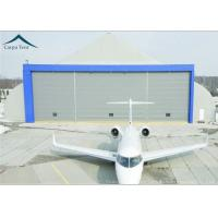 Quality Aircraft Prefabricate Hangar Tent Large Span 30m * 40m Industrial for sale