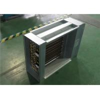 Quality 110V - 480V G90 Plate Electric Air Duct Heaters OEM / ODM Acceptable for sale