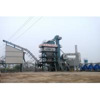 Batching Type Asphalt Batch Mix Plant With Diesel Fuel Double Shaft Mixing