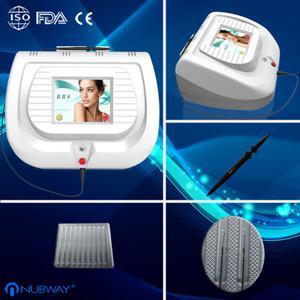China Immediately result spider vein removal varicose veins laser treatment machine/vascular on sale