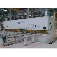 Quality 6000mm CNC Guillotine Shearing Machine Whole Steel Welded Structure for sale