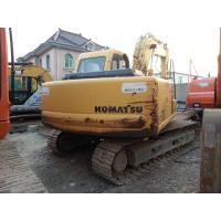 Buy cheap Used KOMATSU PC120-6 12 ton Excavator For Sale from wholesalers