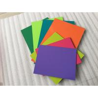 Quality High Peeling Strength ACP Aluminium Composite Panel With Chameleon Color for sale