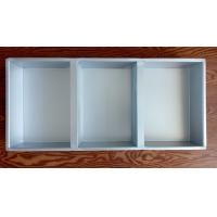 Quality High quality Seafoods factory use aluminum fast freezing trays for sale