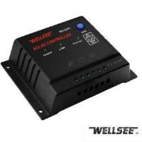 Quality WELLSEE WS-C2415 15A 12/24V Solar Energy Controller for sale
