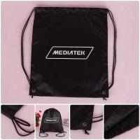 Quality Most Popular Best Selling Promotional Polyester Drawstring Bag for sale