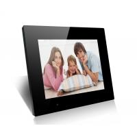 """Black 15"""" Family And Friends LCD Digital Photo Frame With Mirror Cover"""