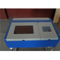 Quality AC 110-220v 50/60HZ CO2 Laser Engraving Cutting Machine Mini Laser Cutter For Glass for sale