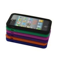 Quality Fashionable Plastic Silicon Case for iPhone 5 (BSPC-00088) for sale