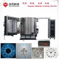 Buy cheap 3D structure clocks Thermal Evaporation Coating Unit Vacuum Deposition to Prevent Oxidization from wholesalers