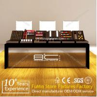Quality professional acrylic cosmetics display design showcase for sale