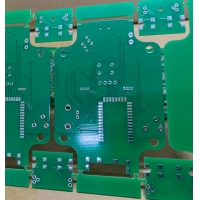 Quality Green HAL Lead Free 6 Layer Fr4 Tg170 Hdi Circuit Boards for sale