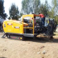 Quality 97KW power engine Horizontal Directional Drilling Rigs , Comfortable Hdd Rig for sale