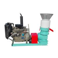 Quality AMSP 400D Flat Die Pellet Mill for Home Use & Industrial Pellet Business for sale