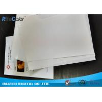 Quality Matte A4 B5 Digital X Ray Film White Polyester Based For Medical Imaging for sale