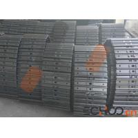 Quality Volvo EC150 Stainless Steel Excavator Track Chain With Deep Sensing Hardened Tread for sale