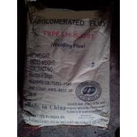 China Submerged ARC Welding Flux  AWS A5.17 F7A2-EM1K, Agglomerated flux,Neutral welding flux on sale
