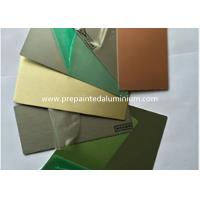 China Sliver Reflective Aluminum Mirror Sheet Used For Ceiling / Elevator / Microwave Oven on sale