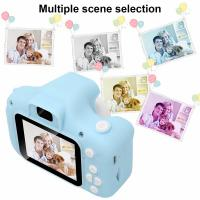 Quality 1M CMOS Sensor Kid Friendly Digital Camera Toys Shockproof Camcorder Compact Size for sale
