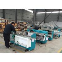 Quality Touch Screen Butyl Extruder Double Glazing Glass Machine 5 KW Easy Operation for sale