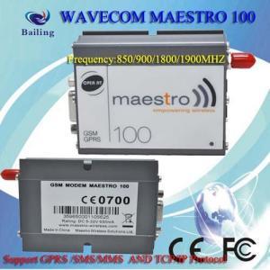 Quality Maestro 100 GSM/GPRS Modem bulk SMS for sale