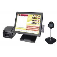 Quality Touch Screen Retail EPOS Systems With Vfd Customer Display High Brightness for sale