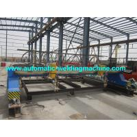 Quality CNC Plasma Cutting Machine and Portable Flame Cutting Machine for Steel Plate for sale