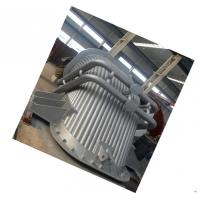Quality heat resistance seamless pipe Compact Route Tubular Water Cooled Wall Panel EAF door for sale