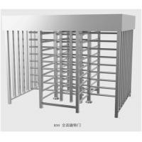 Quality Stainless Steel Manual Full Height Turnstile ESD Static Speed Gate Systems for library for sale