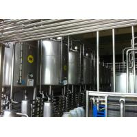 Automatic Small Scale Yoghurt Production Equipment Line 100-200 Boxes Per Minute