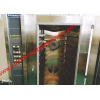 China Commercial Bakery Convection Oven , Electric Hot Air Oven Large Capacity for sale