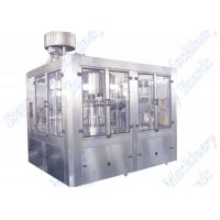 Quality High Efficient Pure Mineral Water Filling Machine With Plastic Screw Cap for sale