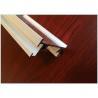 6063 T3 / T8 Black Aluminum Extrusion Profiles , Aluminium Industrial Profile for sale