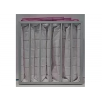 Buy cheap Polyester Ahu 3500m³/H Pocket Air Filter / Bag Filter F7 To F9 Efficiency from wholesalers