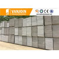 Quality Lightweight Concrete Eps Fiber Cement Board Sandwich Wall Panel for sale