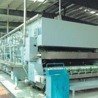 Quality Single-End Bottle Washer with Heating System and PLC Frequency Controlled Main Drive for sale