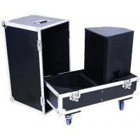 Buy cheap Big Events Used Aluminum Road Cases , Transportation Tool Box Plywood Customized from wholesalers