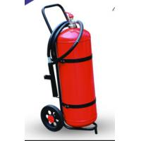 Quality Fashion /  Beautiful St12 Trolley Fire Extinguisher 50 Kg Colorless For Factory for sale