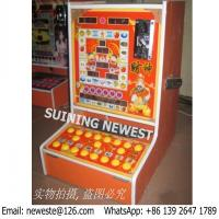 Quality Zambia Africa Buyers Love Coin Operated Jackpot Arcade Games Slot Gambling Machines for sale