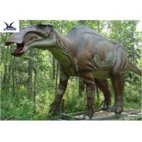 Quality Forest Decoration Full Size Dinosaur Models, Outdoor Resin Animal Ornaments for sale