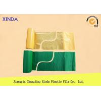 Quality 95cmx110cm 25mic Drawstring plastic garbage S folded bags medical used logo pringting for sale