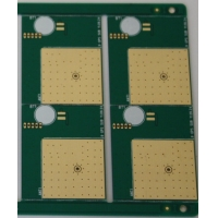 Quality 1 Oz Copper 1.62mm PWB Circuit Board With 4mil Min Line Space And Width for sale