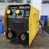 Buy cheap High Performance Electric MMA Welding Machine Small Volume Light Steel Materials from wholesalers