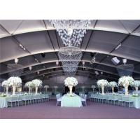 Buy 1000 Seater Big Outdoor Event Tents Modular Flexible Design 25m X 60m / 20m X 60m / 30m X 40m at wholesale prices