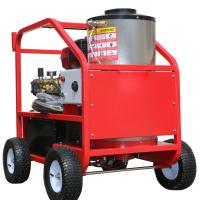 Quality Portable Industrial Hot Water Pressure Washer , Hot Water High Pressure Washer for sale
