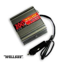 Quality CE&RoHS WS-IC200 200W Car Inverter 12V Input and 220V Output for sale