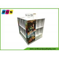 Quality Four Sides Cardboard Promotional Pallet Display Stand for Toys PA045 for sale