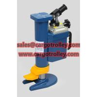 Quality Low toe jack price list with pictures for sale